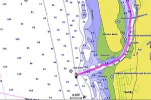 BlueChart g3 - анонсирован выпуск карт глубин в новом формате для картплоттеров и навигаторов Garmin