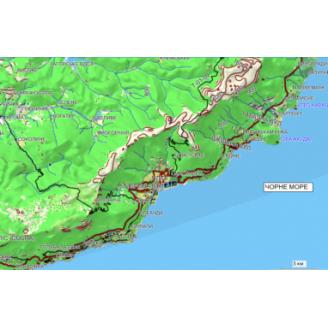 Карта для Garmin - Украина (v3.03)