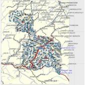 Украина. Карпаты. Топография. v.1.08