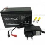 Аккумулятор 12В + ЗУ 220В набор для эхолотов, картплоттеров, навигаторов