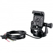 Крепление на плоскость для Garmin Montana и GPSMAP 276CX с питанием и аудиовыходом