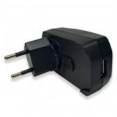 Garmin сетевое зарядное устройство 100-220V, USB 5В, 1 А европейская вилка (010-10635-00)