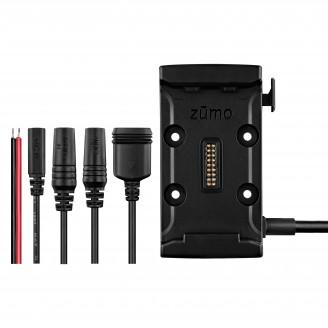 Garmin Zumo 590, 595 крепление с питанием и аудиовыходом (010-12110-00)