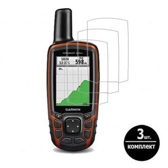 Пленка защитная для навигаторов серии GPSMAP 64 / ASTRO / ALPHA