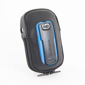 Чехол для навигатора Garmin eTrex touch 25 / 35 без крючка (натуральная кожа)