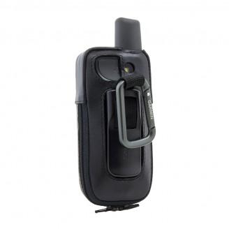 Чехол для навигатора Garmin GPSMAP 66 S/ST без крючка (натуральная кожа)