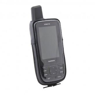 Чехол для навигатора Garmin GPSMAP 66 S/ST (натуральная кожа)