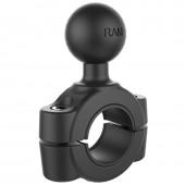 """Крепление на руль диам. 19-25 мм (3/4-1"""") Шар 25 мм (1"""") RAM-B-408-75-1U"""