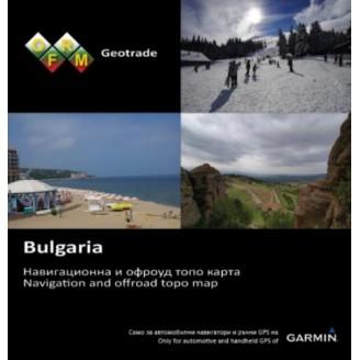 Болгария 2017 Q2 OFRM Geotrade Bulgaria для Garmin