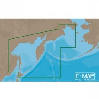 C-MAP MAX-N Камчатка и Курильские о-ва для Lowrance (AN-N013 WIDE)