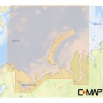 C-MAP MAX-N Северо-Западное побережье России для Lowrance (RS-N202 WIDE)