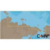 C-MAP MAX-N Северо-Восточное побережье России для Lowrance (RS-N204 WIDE)