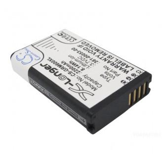 Аккумулятор усиленный для Garmin Montana 600/610/650/680, Alpha 100, Monterra, VIRB CameronSino (CS-GRM600XL 010-11654-03)