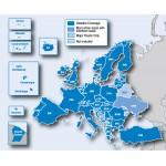 Европа NTU 2020.10 карта для навигаторов GARMIN