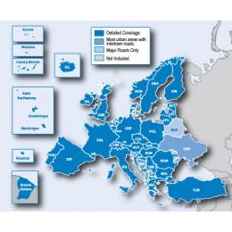 Европа NTU 2018.30 карта для навигаторов GARMIN