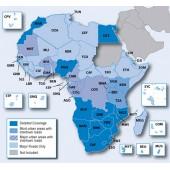 Африка City Navigator Pan-Africa NTU 2014.10 карта для навигаторов GARMIN