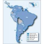 Южная Америка NT 2019.20 - карта для навигаторов GARMIN