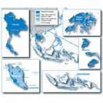 Юго-Восточная Азия NT 2014.40 - карта для навигаторов GARMIN
