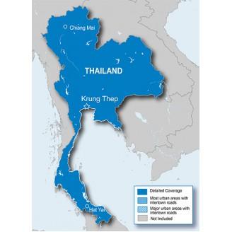 Тайланд NT 2019.20 - карта для навигаторов GARMIN