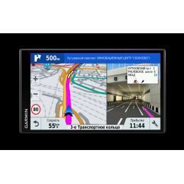 Навигатор Garmin DriveSmart 61 RUS LMT с пробками