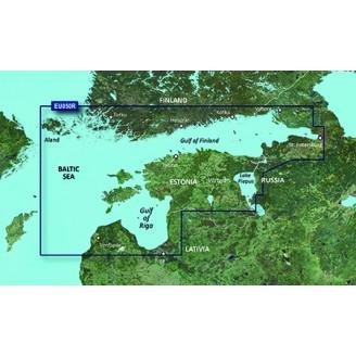 Bluechart G2 HD HXEU050R - Финский залив и Рижский залив 2016 (v17.50)
