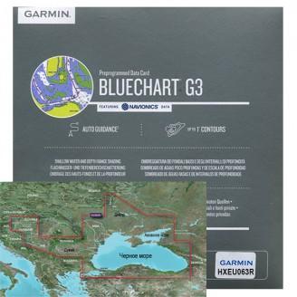 Черное море, Азовское море, Мраморное море, Украина v2019 (20.50) MicroSD