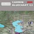 Каспийское море, Волга от Ульяновска Garmin BlueChart G3 карта глубин HXEU068R