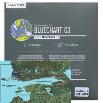 Финский залив, Рижский залив, Балтийское море 2019 (20.50) microSD
