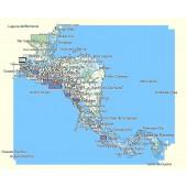 Центральная Америка 3.4 - карта для навигаторов GARMIN