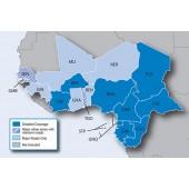 Западная Африка NT 2016.20 - карта для навигаторов GARMIN