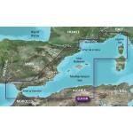 Средиземное море Генуя Аймонте 2015.0 (16.50) VEU010R BlueChart G2 Vision