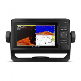 Картплоттер Garmin Echomap Plus 62cv (010-01888-01)