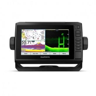 Картплоттер Garmin ECHOMAP UHD 72CV с трансдьюсером GT24UHD-TM (010-02333-01)
