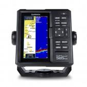 Картплоттер Garmin GPSMAP 585 Plus с трансдьюсером GT20 (NR010-01711-00GT20)