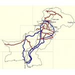 Пакистан v5 - карта для навигаторов GARMIN