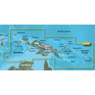 Восточный Тимор Новая Гвинея 2013.5 (15.00 ) VAE006R BlueChart G2 Vision