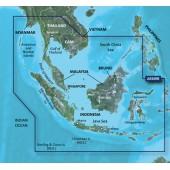 Сингапур, Мали, Индонезия 2014.0 (15.50) VAE009R BlueChart G2 Vision