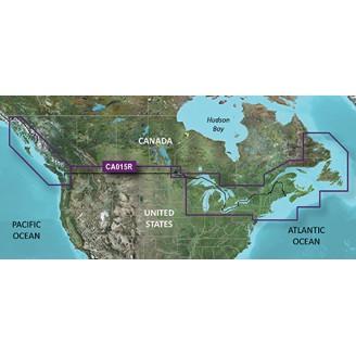 Канада Великие Озера v2014.0 (15.50) HCA015R