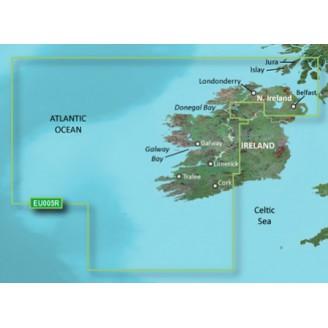 HXEU005R - Ирландия, Западное побережье 2014.5 (v16.00)