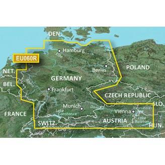 Германия. Внутренние воды 2014.0 (15.50) VEU060R BlueChart G2 Vision