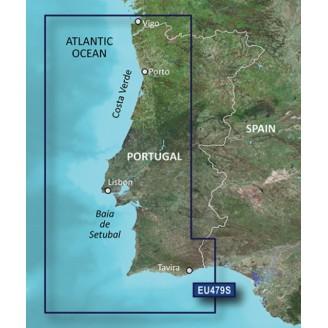 Португалия 2014.0 (15.50) VEU479S BlueChart G2 Vision