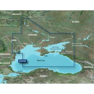 HEU510S Днепр, Крым, Азовское море, Черное море, Сочи v2016.50 (18.00)