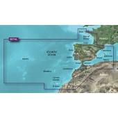 Пиренейский полуостров - Канарские острова 2014.0 (15.50) HEU714L