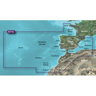 HEU714L - Пиренейский полуостров - Канарские острова 2014.0 (15.50)