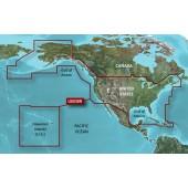 HXUS039R - США и Западное побережье Канады 2016.0 (v17.50)
