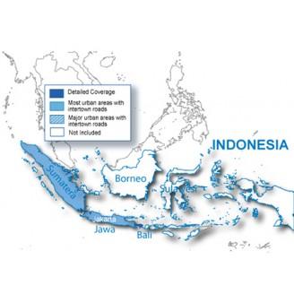 Индонезия 2016.40 - карта для навигаторов GARMIN