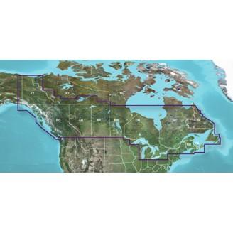 Garmin LCA100F HD Озёра Канады v2014.0 15.50
