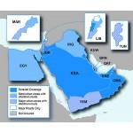 Ближний Восток и Северная Африка NT 2020.10 - карта для навигаторов GARMIN