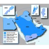 Ближний Восток и Северная Африка NT 2018.20 - карта для навигаторов GARMIN