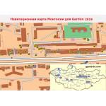 Монголия 2017 - карта для навигаторов GARMIN